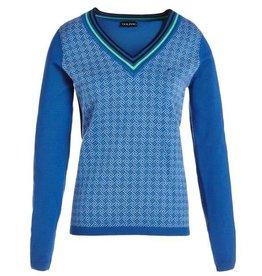 Golfino Golfino jakar knit pullover