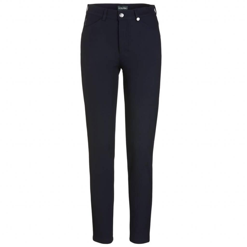 Golfino Golfino technical tweed trousers