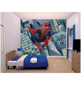 Muurstickers Kinderkamer Spiderman.Muurstickers Kinderkamer Olling Speelgoed