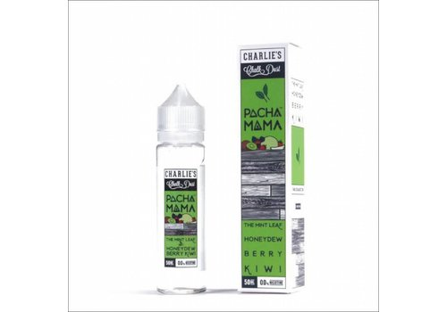 Charlies Chalk Dust Pacha Mama - The Mint Leaf 50 ML (Plus)