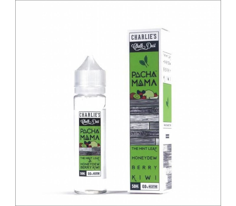 Pacha Mama - The Mint Leaf 50 ML (Plus)