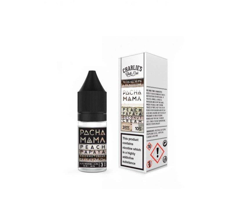 Charlies Chalk Dust - Peach Papaya Coconut Cream