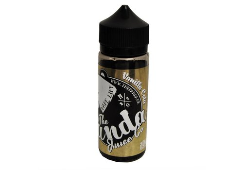The Panda Juice Co The Panda Juice Co - Vanilla Cola 100 ML (Plus)