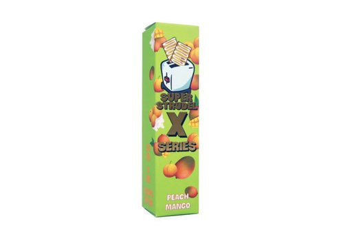 Super Strudel Super Strudel - Mango Peach 50 ML (Plus)
