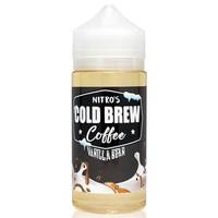 Nitros Cold Brew Coffee - Vanilla Bean 100 ML
