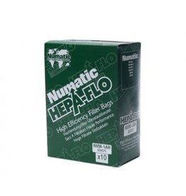 Numatic NVM-1AH, 10 stofzakken