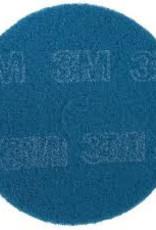 3Mpad 3M Pad Scotch-Brite blauw