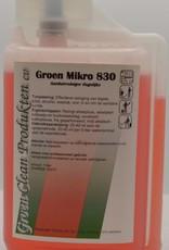 Groen Clean Groen Mikro 830 sanitair reiniger