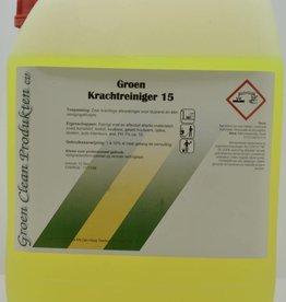 Groen Clean Groen Krachtreiniger 15, 10ltr.