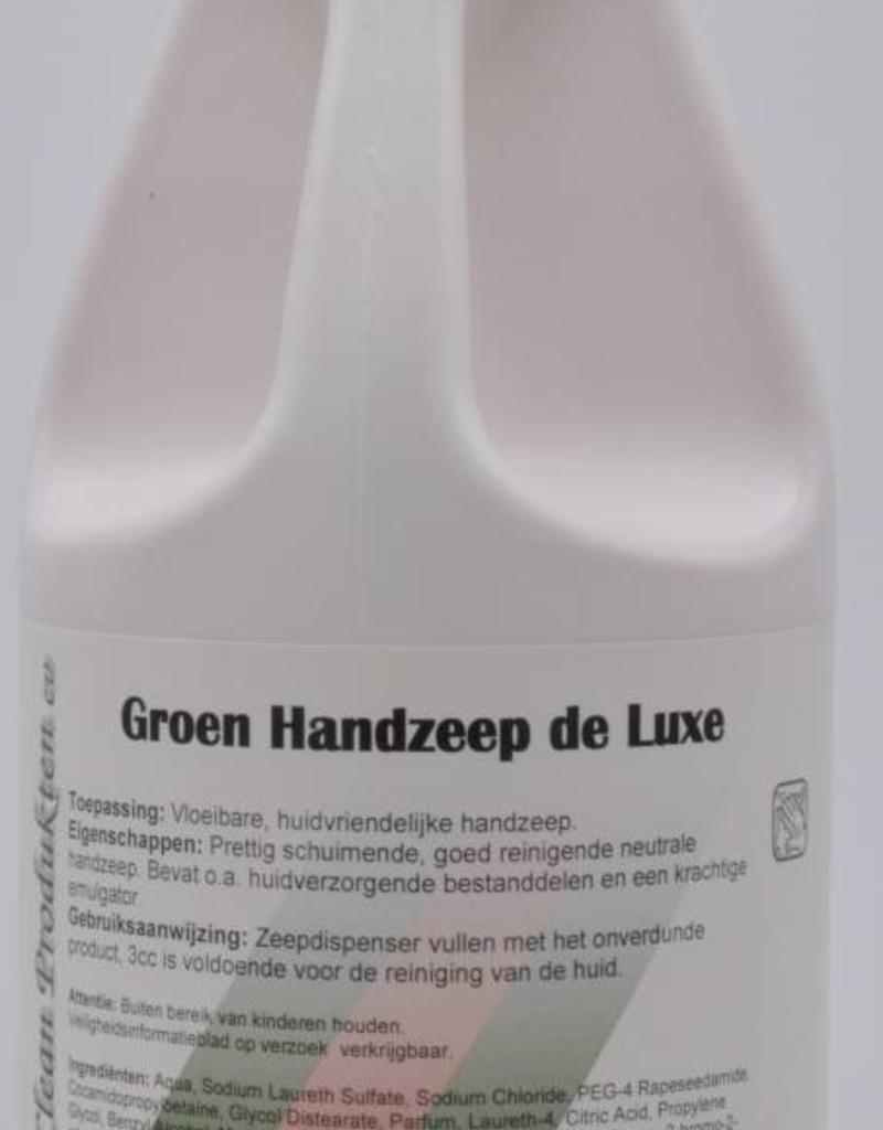 Groen Clean Groen handzeep de luxe 2 ltr.