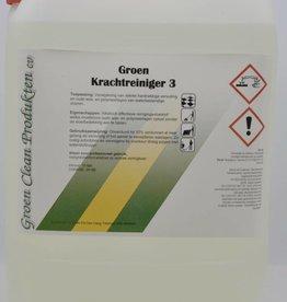 Groen Clean Groen Krachtreiniger 3,  10ltr.