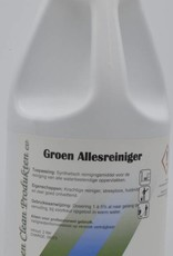 Groen Clean Groen Allesreiniger