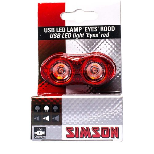Simson Simson achterlicht eyes