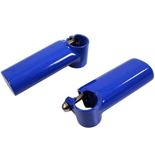 Alpina bar end 24/26 trial blue