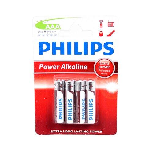 Philips batterij power AAA
