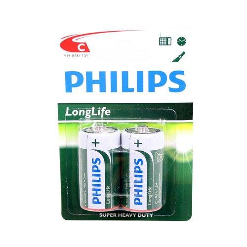 Philips batterij longlife R14