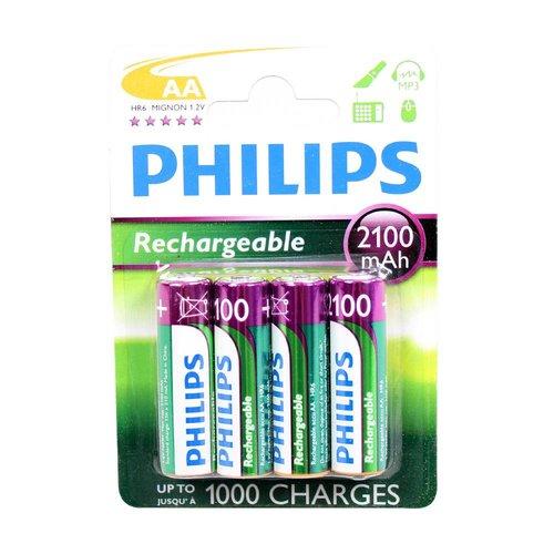 Philips batterij oplaadbaar AA
