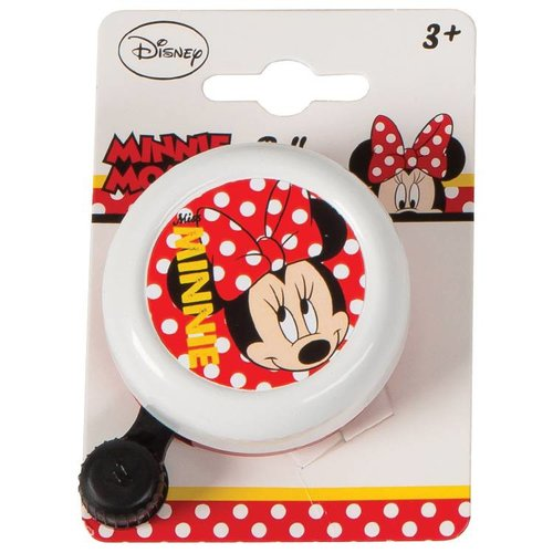 Widek bel Minnie Mouse wit