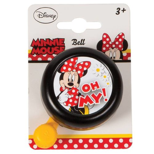 Widek bel Minnie Mouse zwart