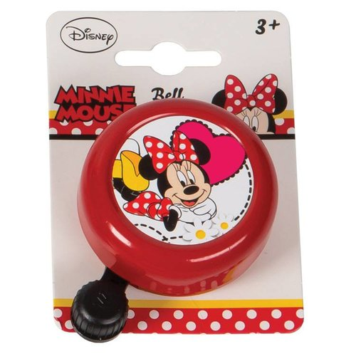 Widek bel Minnie Mouse rood