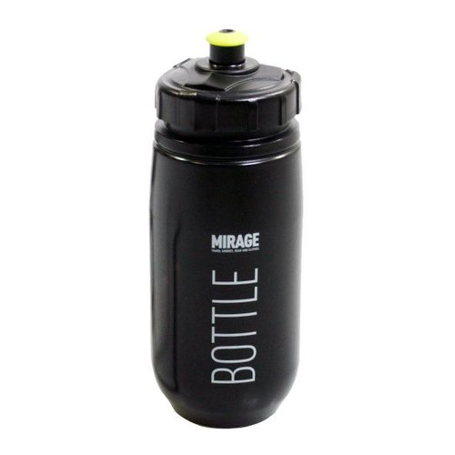 Mirage bidon 600ml zwart