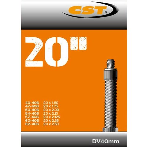 CST binnenband 20x1.75/2.125 hv 40mm