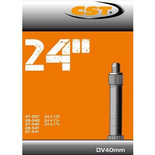 CST binnenband 24x1.75/2.125-1 3/8 hv 40mm