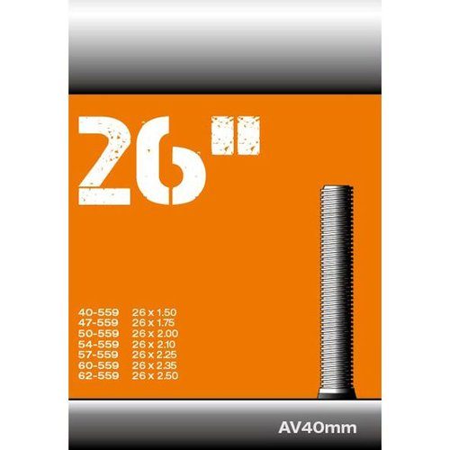 CST binnenband 26x1.75/2.125 av 40mm