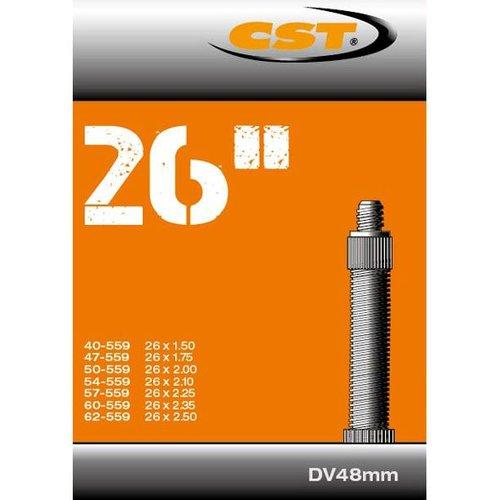 CST binnenband 26x1.75/2.125 hv 48mm