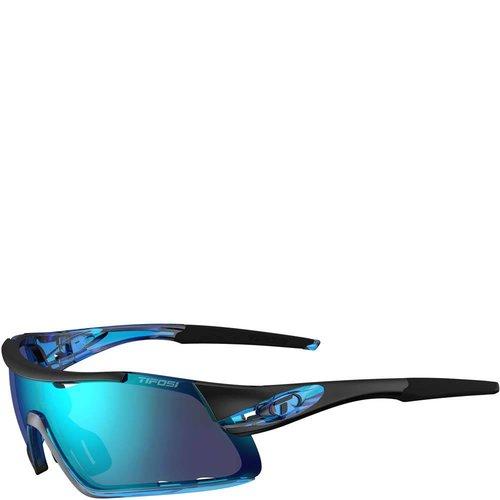 Tifosi Tifosi bril Davos cristal blauw