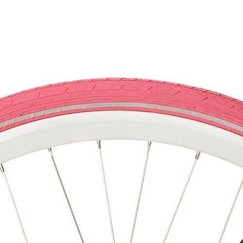 Deli buitenband 28x1 1/2 R roze