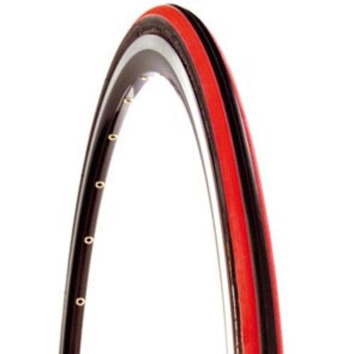 CST buitenband 700x23 Czar zwart/rood