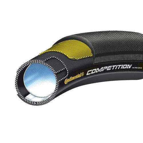 Continental Continental buitenband 700x25 Comp T zwart