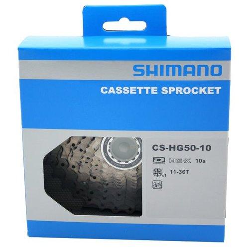 Shimano Shimano cassette 10v 11/36 HG50