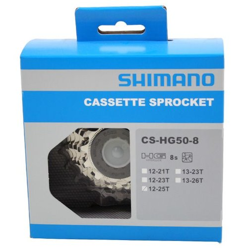 Shimano Shimano cassette 8v 12/25 HG50