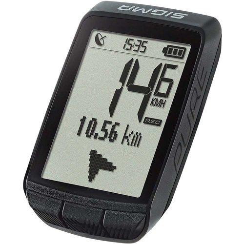Sigma Sigma fietscomputer Pure GPS