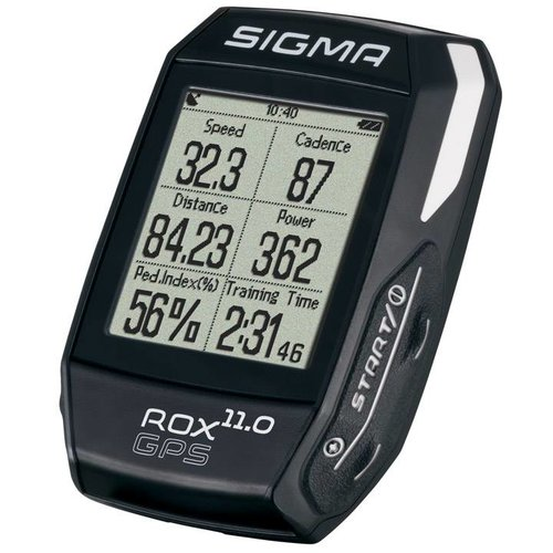 Sigma Sigma fietscomputer Rox 11.0 cpl zwart