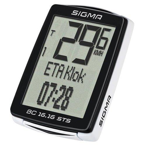 Sigma Sigma fietscomputer BC1616 STS
