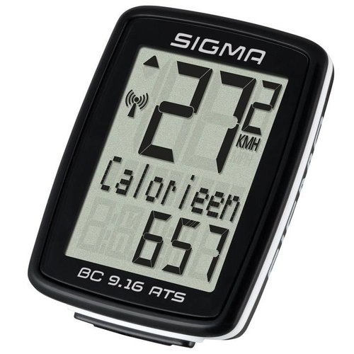Sigma Sigma fietscomputer BC916 ATS