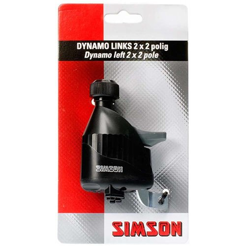 Simson Simson dynamo links rubber loopwiel