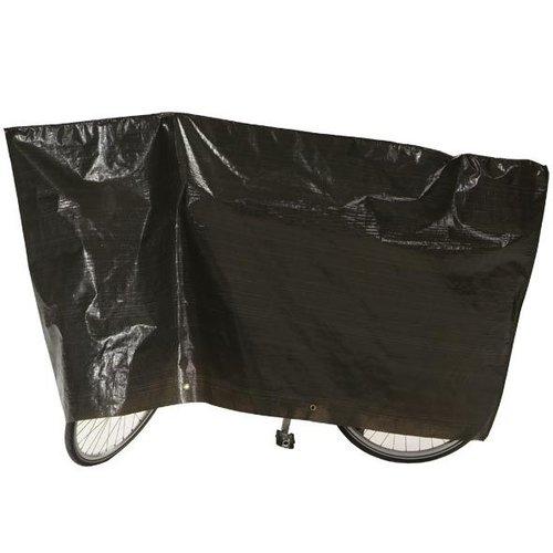 VK fietsbeschermhoes 110x210cm zwart
