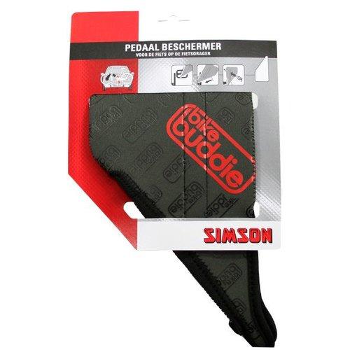Simson Simson pedaal bescherming