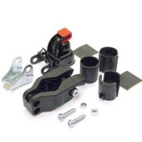 Hebie F1 karkoppeling incl adapter