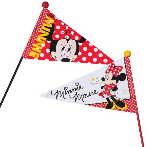 Widek vlag Minnie Mouse deelbaar