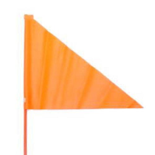 Veiligheidsvlag oranje