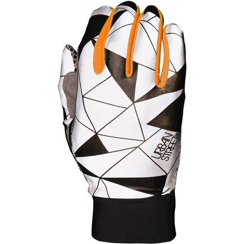 Wowow Dark Gloves Urban M oranje