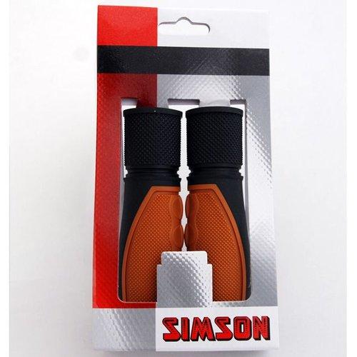 Simson Simson handvat Lifestyle lichtbruin/zwart