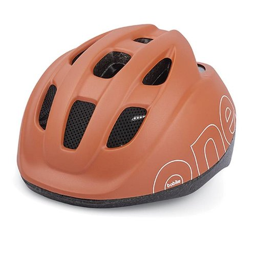 Bobike Bobike helm One S chocolate brown