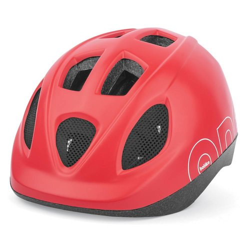 Bobike Bobike helm One S strawberry red