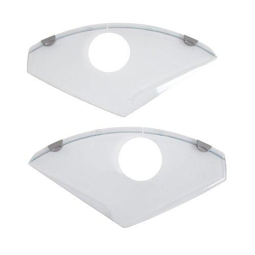 Hesling jasbeschermer 28-5 Secura met bord